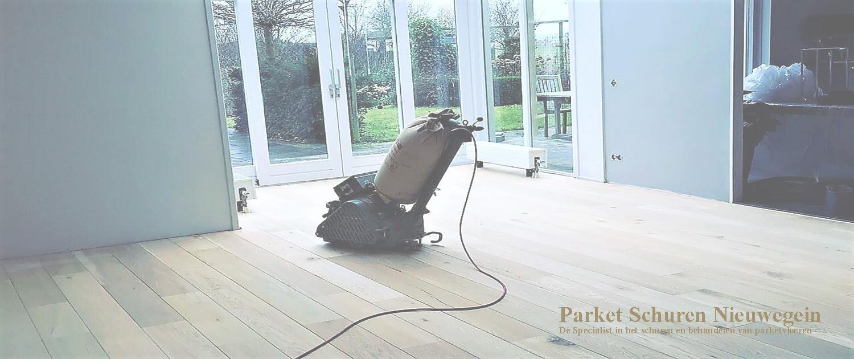 parket schuren Nieuwegein